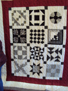 Quilt Patterns Used During The Underground Railroad : SLAVE QUILT CODE PATTERNS FREE Quilt Pattern