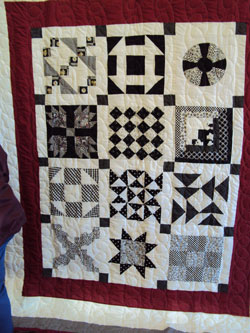 Quilt Patterns Slaves Used : Secret Codes of the Underground Railroad Carol C Taylor Blog