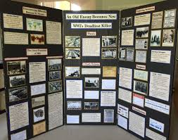 A winning exhibit about World War I's Deadliest Killer – Spanish Influenza. Taking a stand about the pandemic was vital to world history.