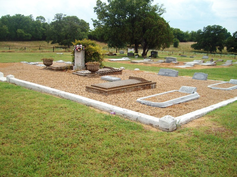 Grave of Clarence A. Glass in Lone Oak, Texas. Glass was killed by a lone robber on the night of December 8, 1916. Glass was Cashier at the First National Bank in the neighboring community of Point. Working late auditing the bank's books, Glass was shot in the back of the neck. No one was ever charged with the murder. (From Findagrave.com)