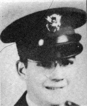 2nd Lt. Carlton Sheram, from Greenville, was killed in a tank battle in Bastogne, Belgium, in January 1945.